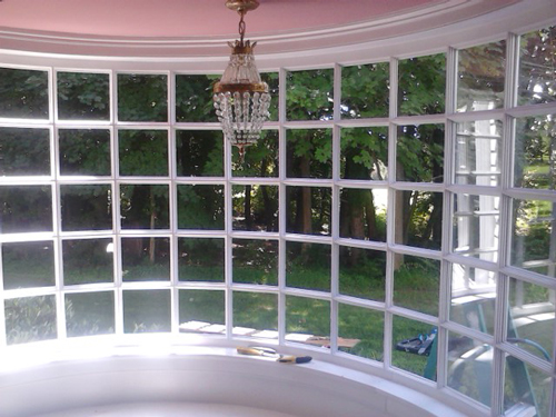 Cost To Replace Large Foyer Window : Replacement glass serving new hope and yardley pa
