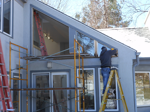 Glass install Yardley, PA